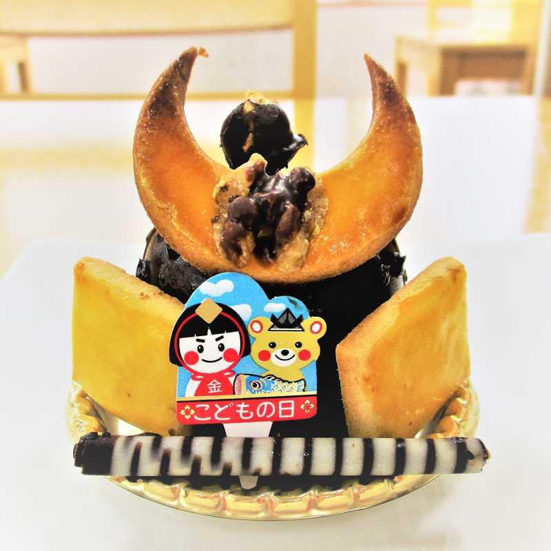子どもの日ケーキ