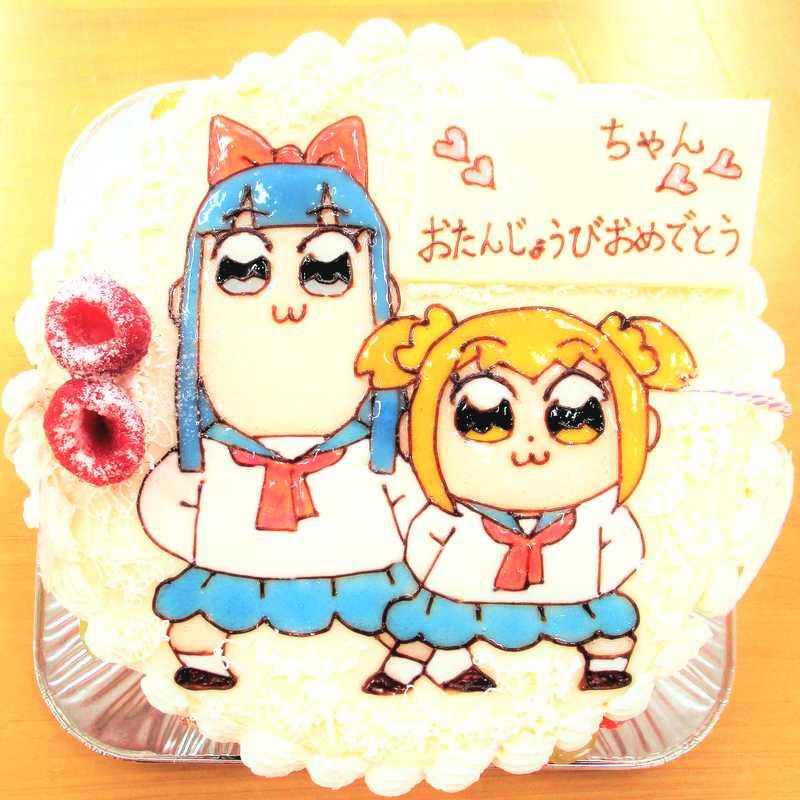 キャラクターケーキ1